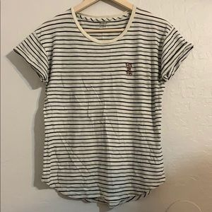 """Madewell """"this or that"""" tee"""